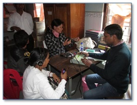 Image-Disability Screening Camp