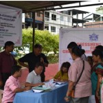 IMAGE - ADIP Camp held at Yangyang PHC, South Sikkim on 21st July 2017